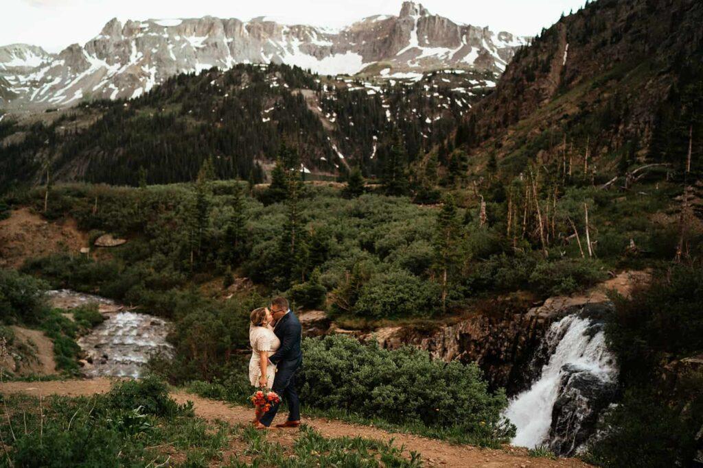 eloping in Telluride Colorado
